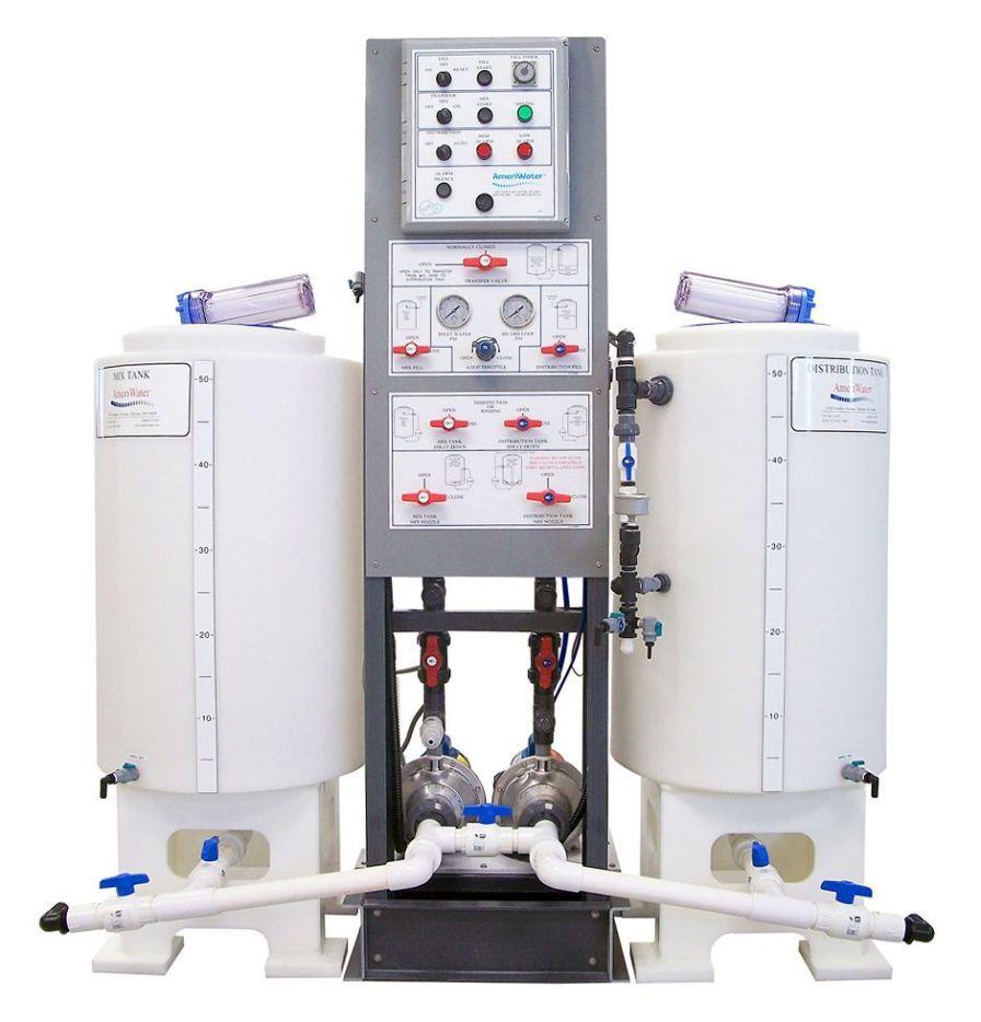 Hemodialysis water treatment plant HV AmeriWater