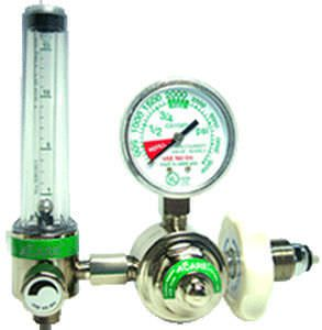 Oxygen pressure regulator / adjustable-flow VSW-220 Acare