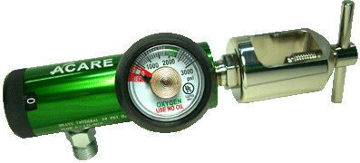 Oxygen pressure regulator / adjustable-flow VST-311 Acare