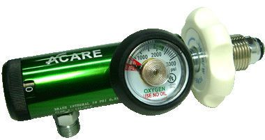 Oxygen pressure regulator / adjustable-flow VST-210 Acare