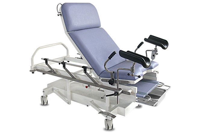 Electrical delivery chair / on casters LITO plus A.A.MEDICAL