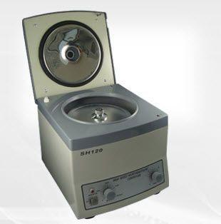 Laboratory centrifuge / hematocrit / bench-top 12 000 rpm | ABC-120HJ AccuBioTech