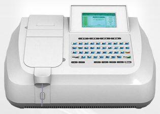 Semi-automatic biochemistry analyzer ABA-1 PLUS AccuBioTech