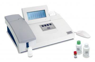 Semi-automatic biochemistry analyzer AMP Piccos 05 AMEDA Labordiagnostik