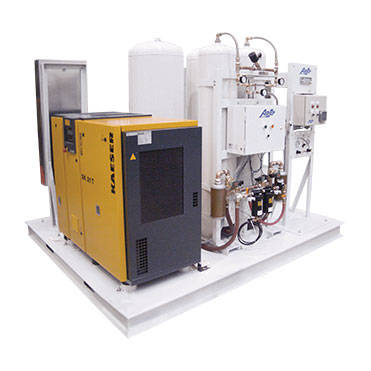 AirSep Packaged Oxygen Systems