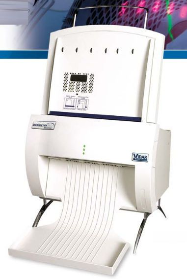 Standards CR screen phosphor screen scanner DosimetryPRO® Advantage (Red) 3D Systems GmbH
