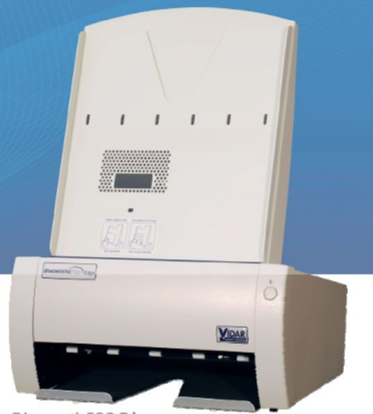 Standards CR screen phosphor screen scanner DiagnosticPRO® Edge 3D Systems GmbH