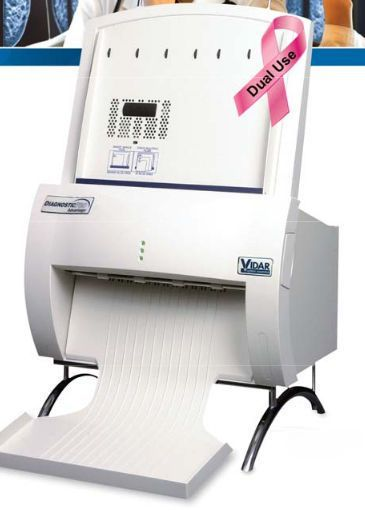 Standards CR screen phosphor screen scanner DiagnosticPRO® Advantage 3D Systems GmbH