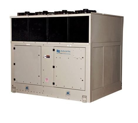 Dehumidifier cooled / for healthcare facilities / air DT-Rooftop Advantix Systems