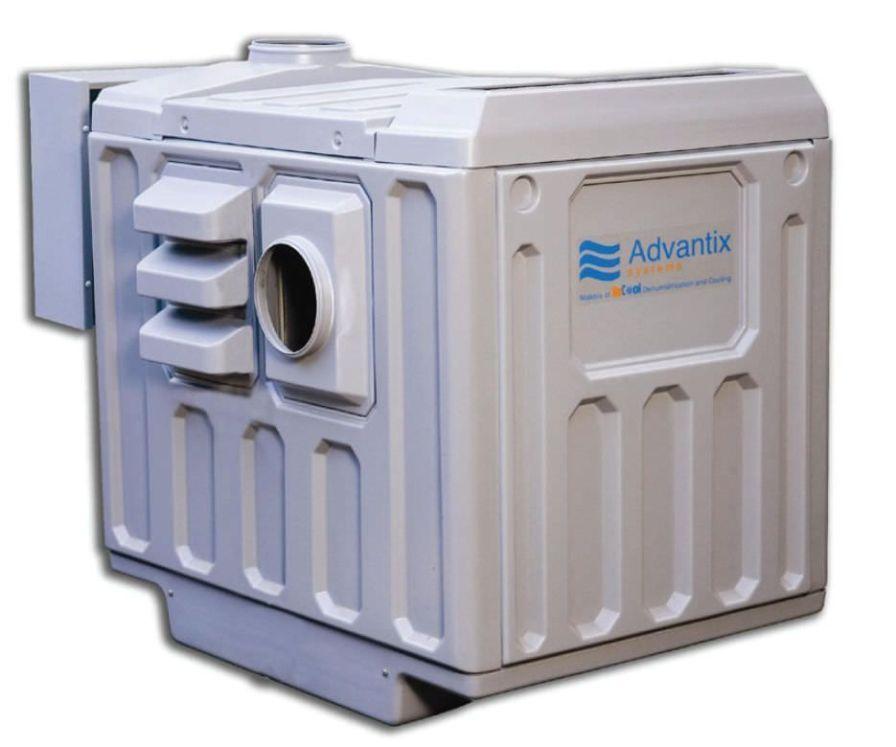Dehumidifier cooled / for healthcare facilities / air DT-Narrow Advantix Systems