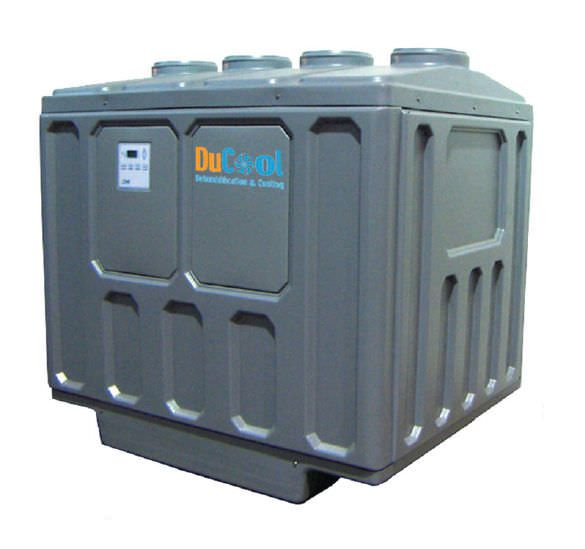 Dehumidifier cooled / for healthcare facilities / air DT - Small Advantix Systems