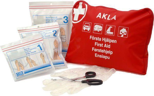 First-aid medical kit 91470 AKLA