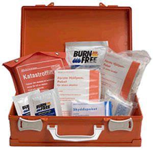 Burn medical kit AKLA