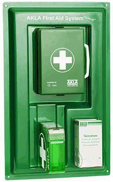 First-aid medical kit FlexAid2 AKLA