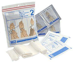 First-aid medical kit 91602 AKLA
