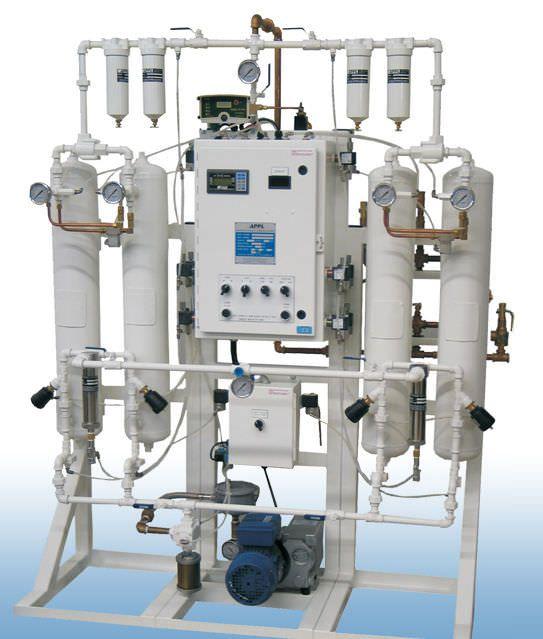 Medical air treatment system 25 SCFM | 280 SCFM | AP series Air Power Products