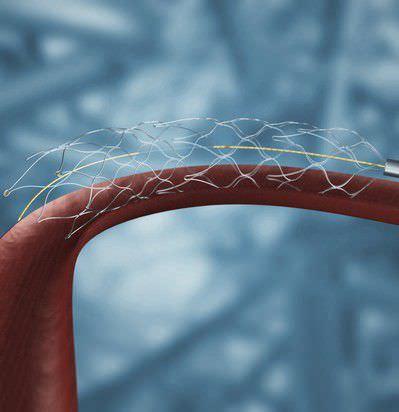 Thrombectomy catheter / single-lumen 4.5 x 30 mm   Aperio® Acandis