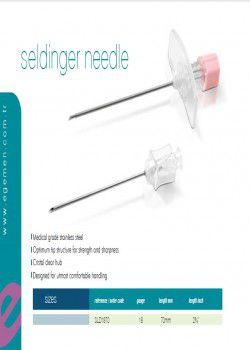 Seldinger Needle