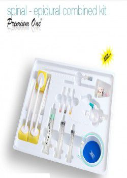 Spinal-Epidural Combined Premium Anesthesia Set