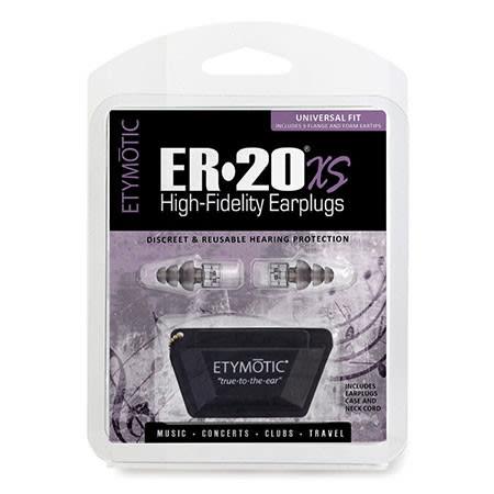 Etymotic ER20xs universal fit Earplugs