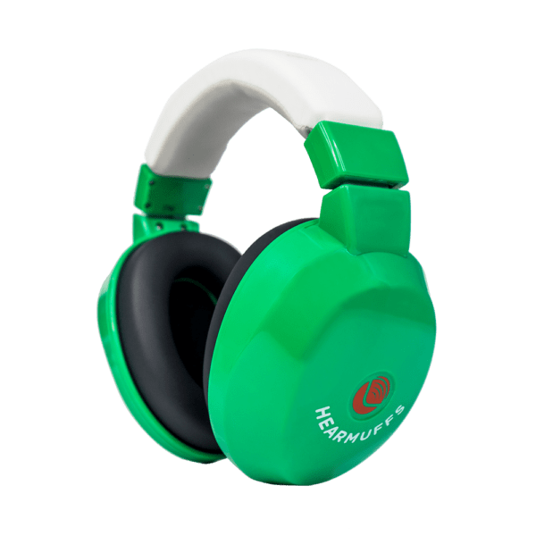 Kids Hearmuffs - Hearing Protection designed for kids