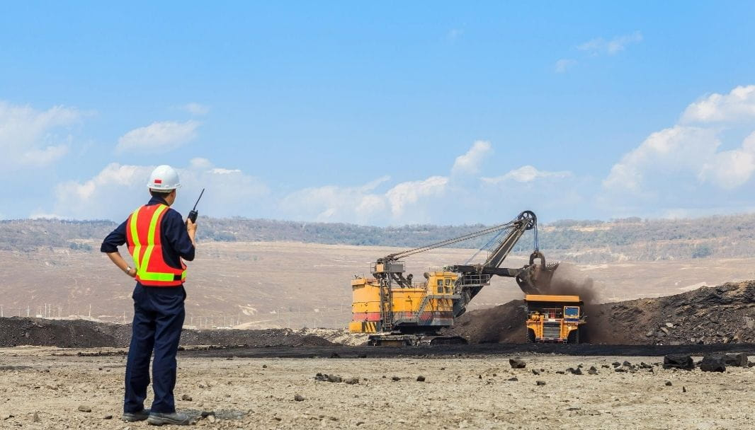 Hearing protection for mining
