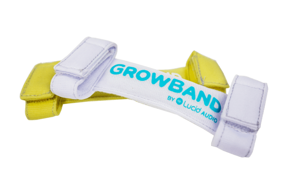 Growbands for use with the kids Hearmuffs