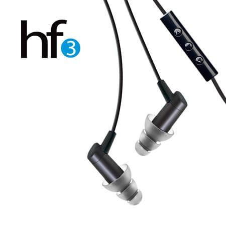 HF3 High-Performance Noise-Isolating Earphones
