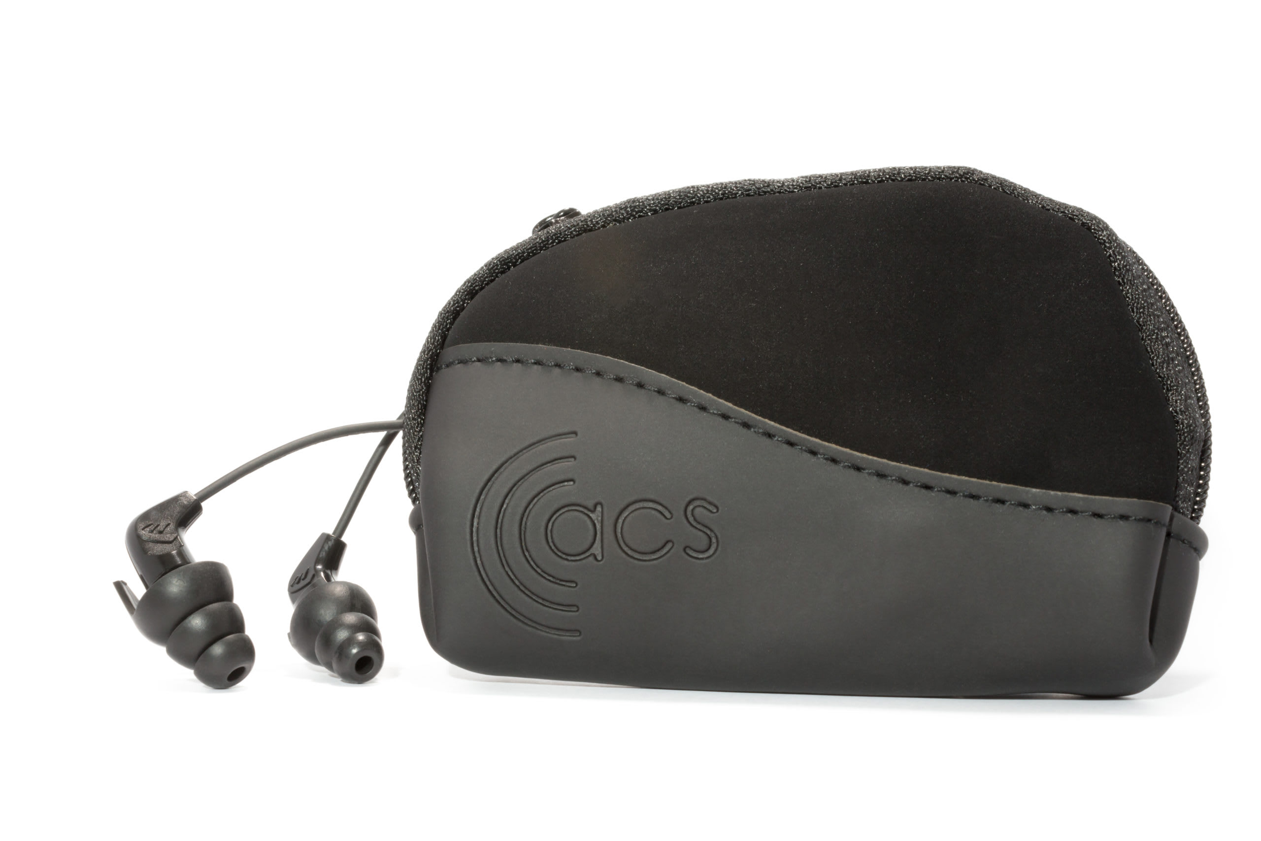 ACS Pro-fit earphones