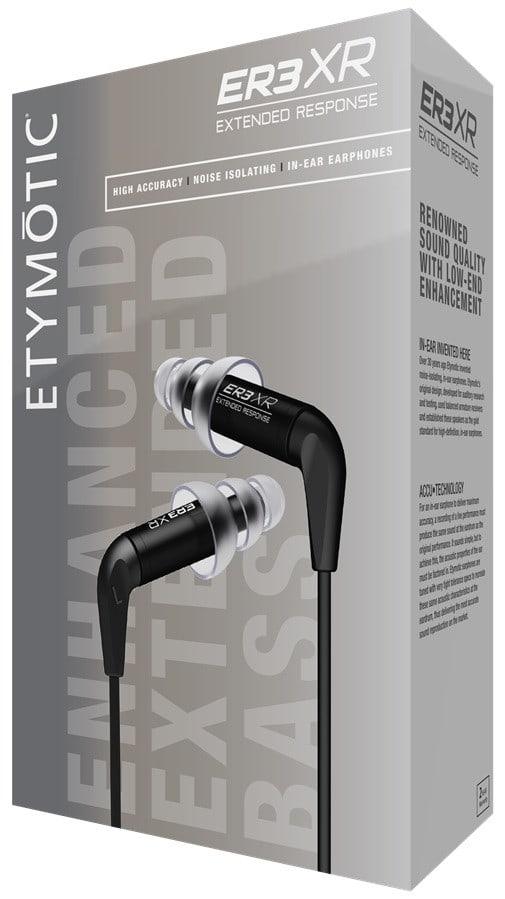 Etymotic ER3-XR Earphones Box