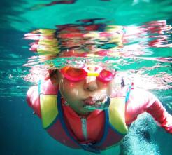 SwimFit earplugs for swimming