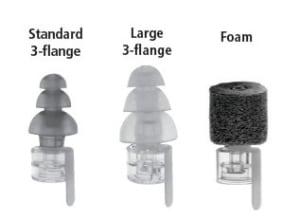 ER-20xs High Definition Earplugs