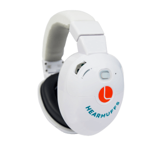 White sounds Hearmuffs for kids