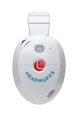 Trio HearMuffs - ear muffs designed for kids