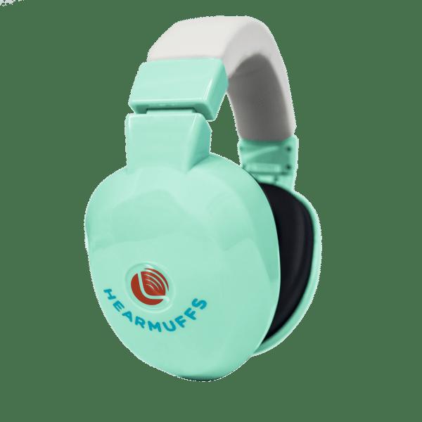 Green Hearmuffs - Hearing protection for Children
