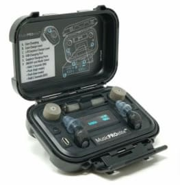 Etymotic Research Music Pro Elite Rechargeable Musicians Earplugs