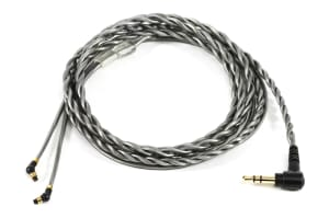 Smoke Twist Audio Cable