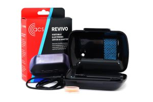 ACS Revivo dryer and sanitiser for In Ear Monitors