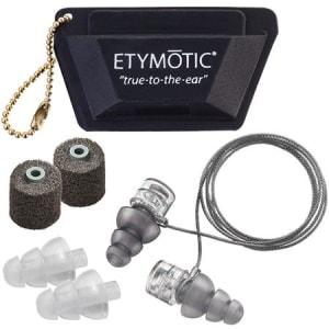 Etymotic ER20XS earplugs included