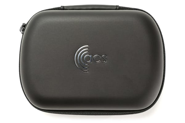 In-Earn monitor zip case for storage