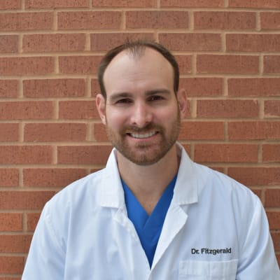 photo of Christopher P Fitzgerald, DMD