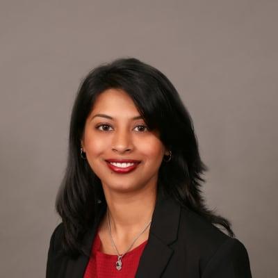 photo of Gauri Pande, DDS