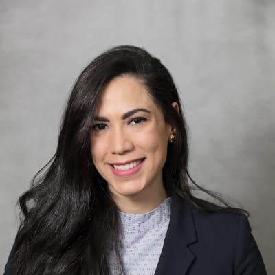 photo of Rosalyn Vasquez, DMD
