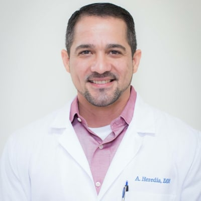 photo of Abelardo Heredia, DDS