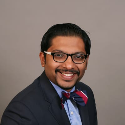 photo of Vipul Subramanian, DDS