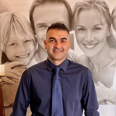photo of Shwan Shawkat, DDS