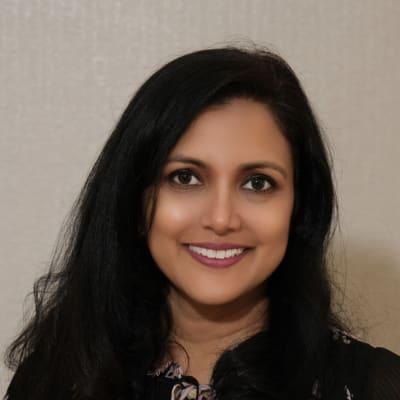 photo of Girija Naidu, DDS