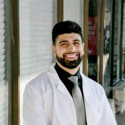 photo of Sami Iqbal, DDS