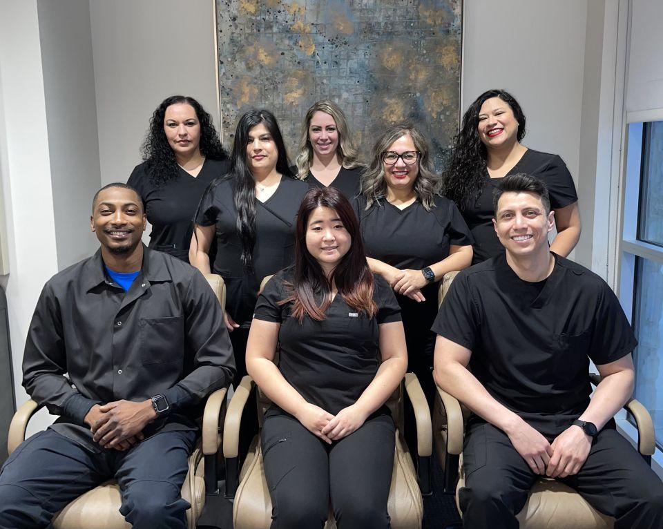 Daniela Dental Team