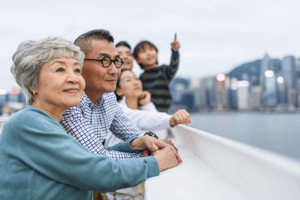 Multi-Gen / Asian Ethnicity